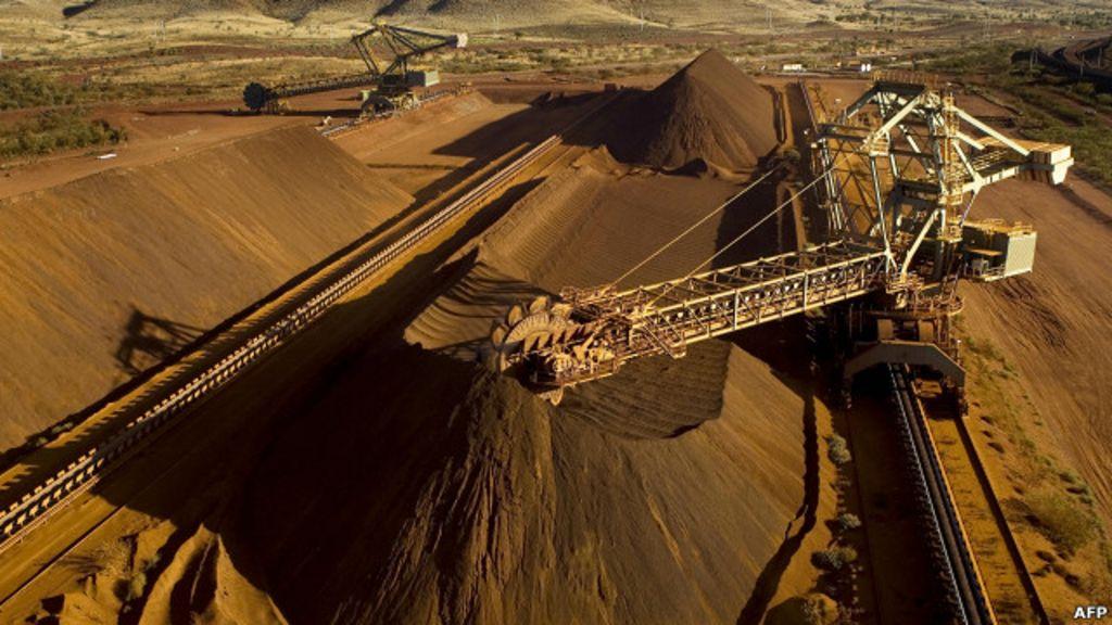 A tragédia em Mariana pode afetar o mercado global do minério ...