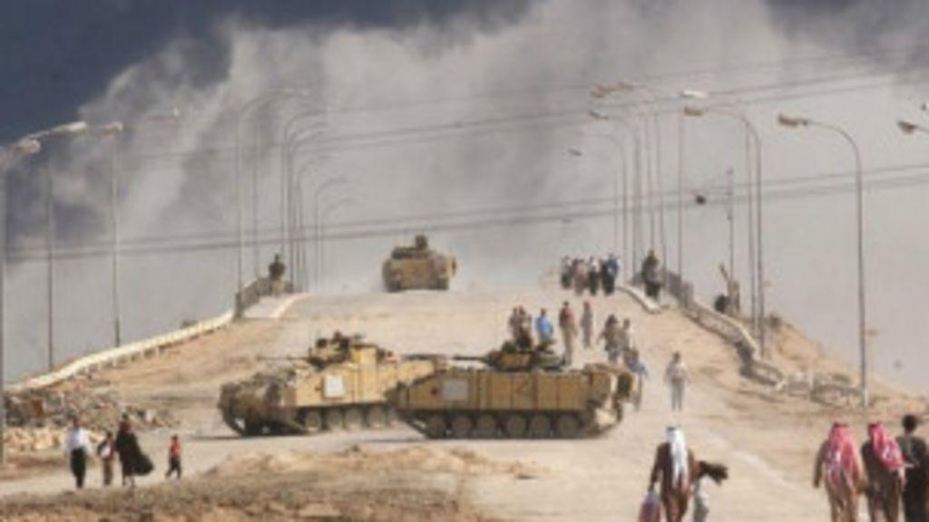 Como dois espiões ajudaram a causar a guerra no Iraque - BBC Brasil