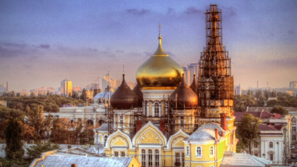 'My City': Odessa, pérola ucraniana no mar Negro - BBC Brasil