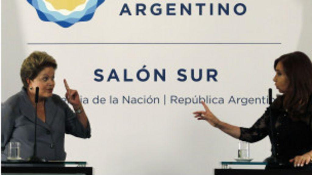 Com comércio em queda, Brasil e Argentina fecham novo acordo ...