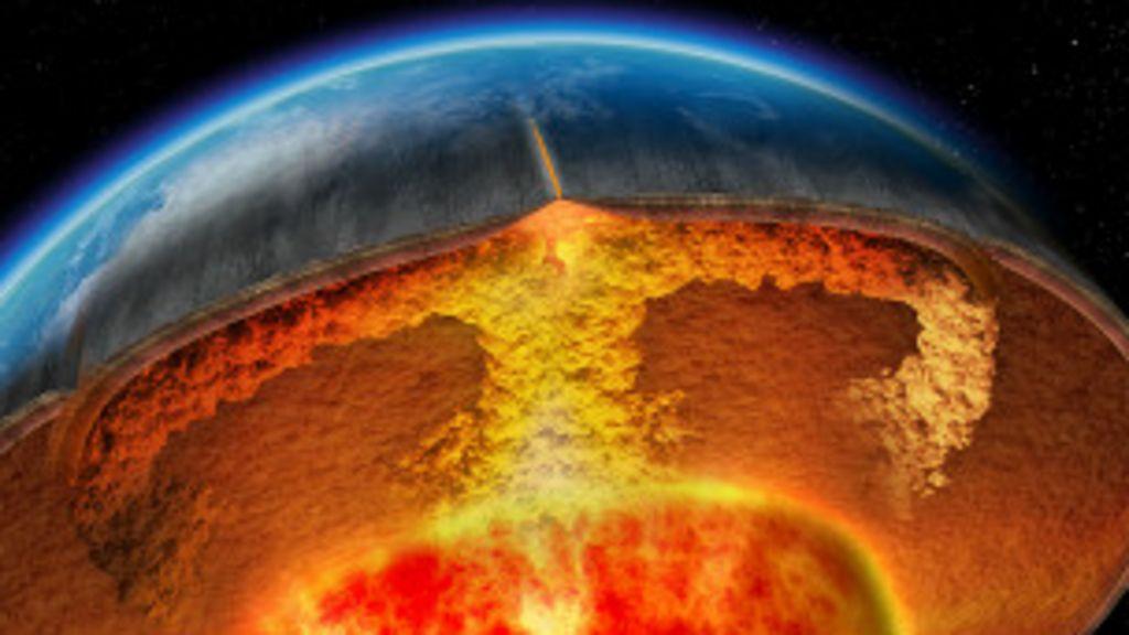 Núcleo da Terra tem temperatura da superfície do Sol, diz estudo ...