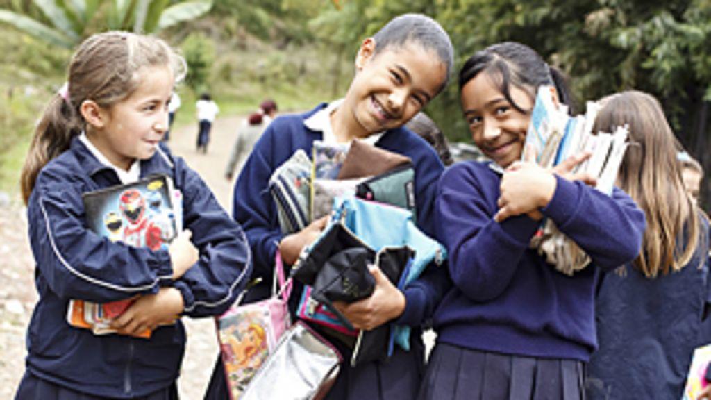 Dicionário de crianças colombianas surpreende adultos - BBC Brasil