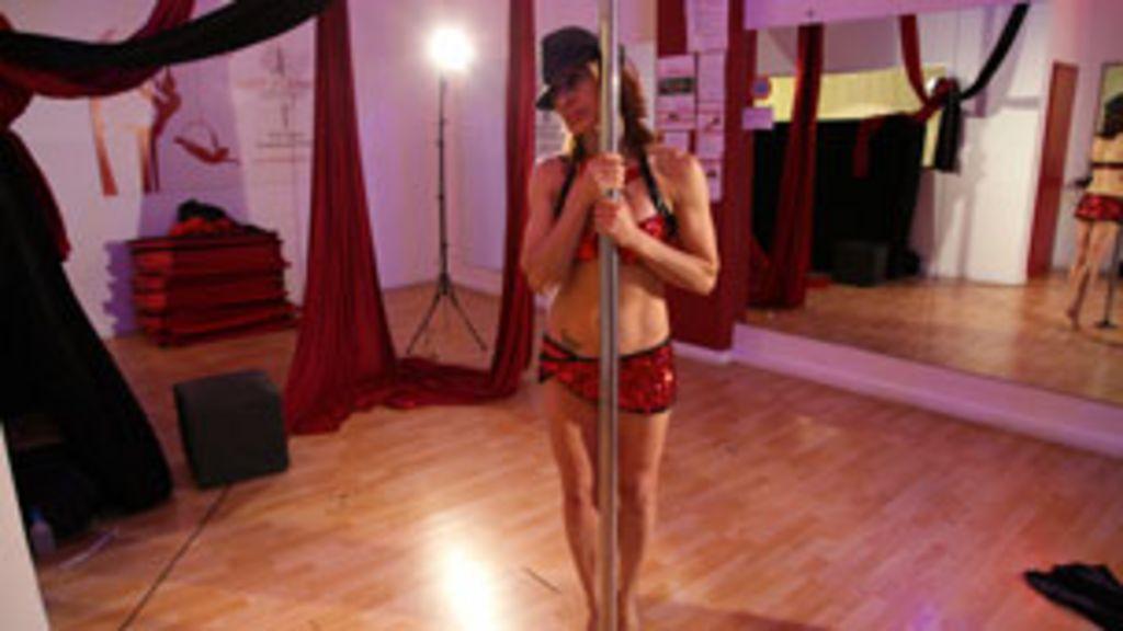 Avó argentina é campeã sul- americana de pole dance - BBC Brasil