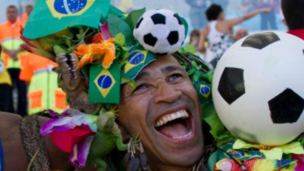 O Brasil é o país do futebol? - BBC Brasil
