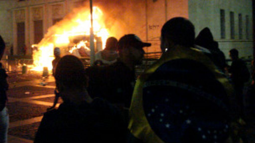 Protestos despertaram Brasil para realidade, diz sociólogo francês ...