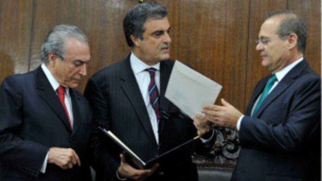 Congresso deve resistir às sugestões de Dilma para plebiscito ...