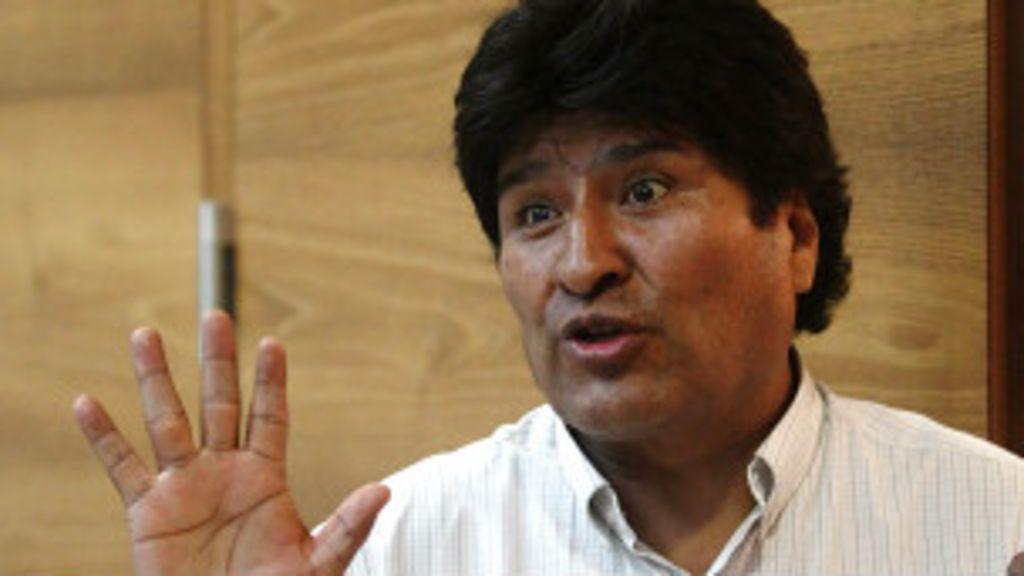 Caso Morales: Itamaraty repudia 'arrogância' de europeus - BBC ...