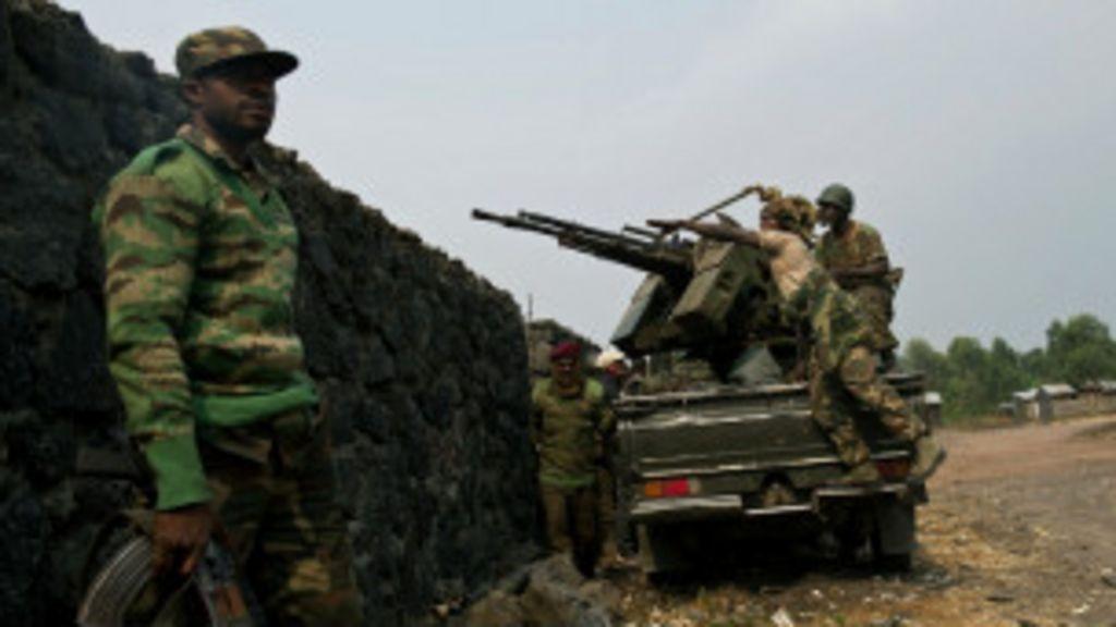 General brasileiro tem estratégia para lidar com rebeldes no Congo ...