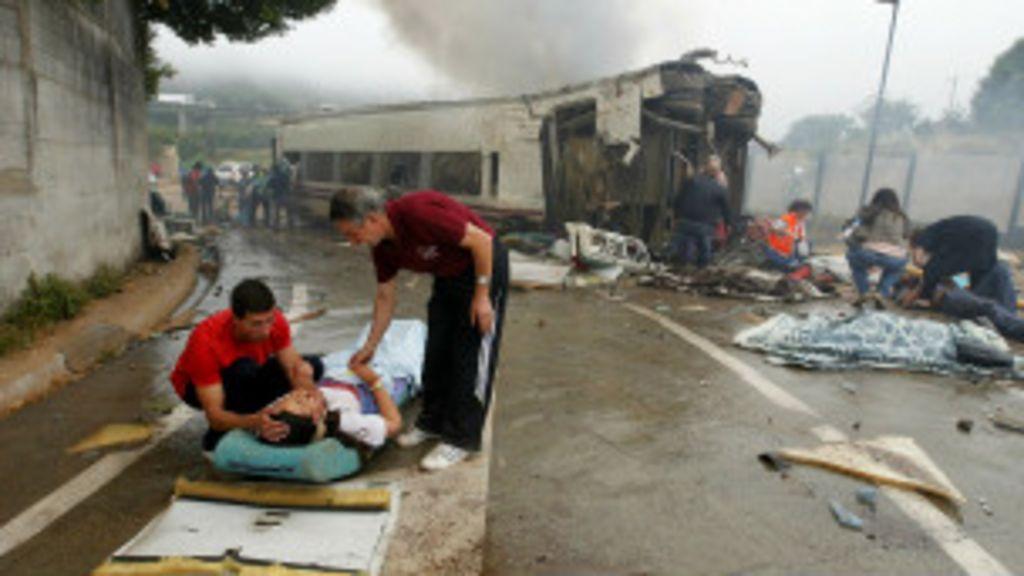 Como sobreviver a fenômenos extremos? - BBC Brasil