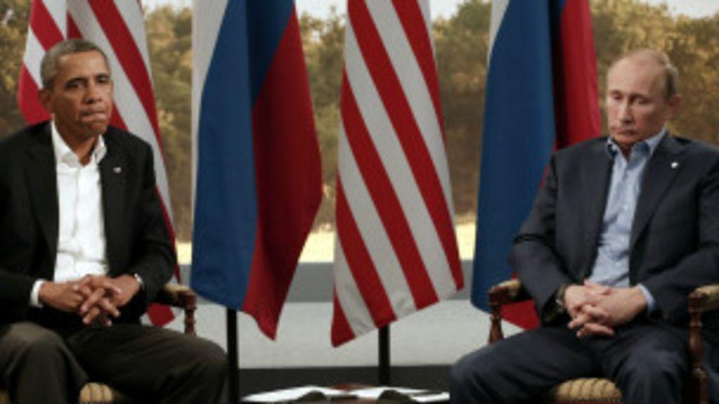 Cancelamento de encontro Obama-Putin põe em evidência crise ...