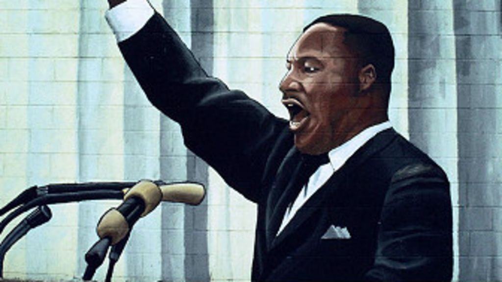 Martin Luther King e o violento protesto que nunca aconteceu - BBC ...