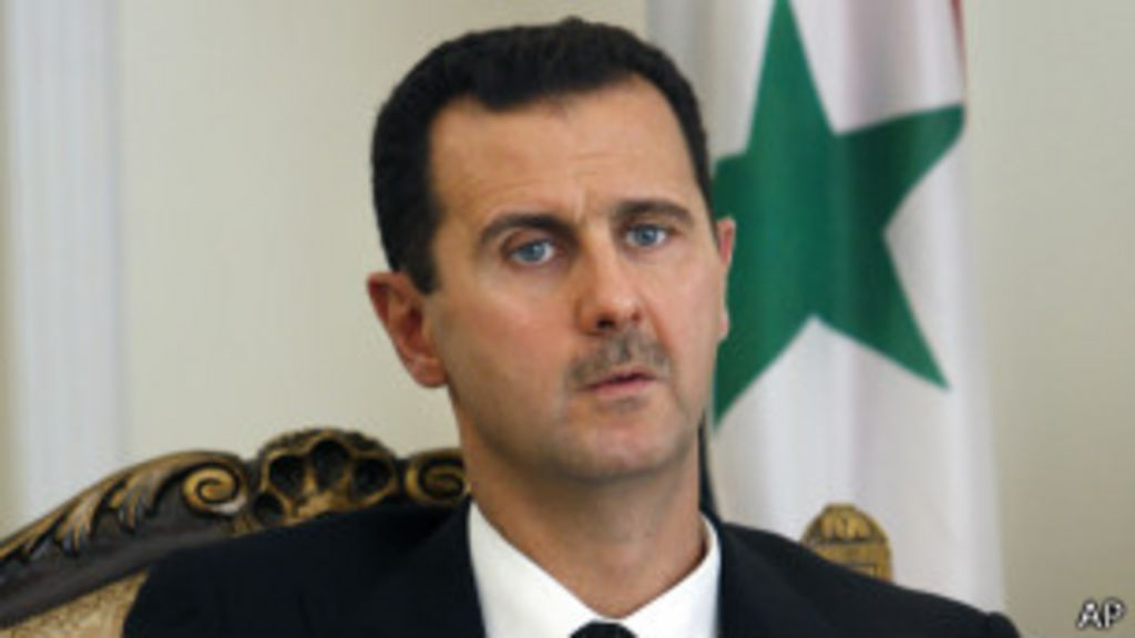 Assad promete se defender de ' agressão'; Síria tenta manter rotina ...