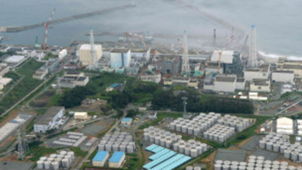 ' muro congelado' ao redor de Fukushima