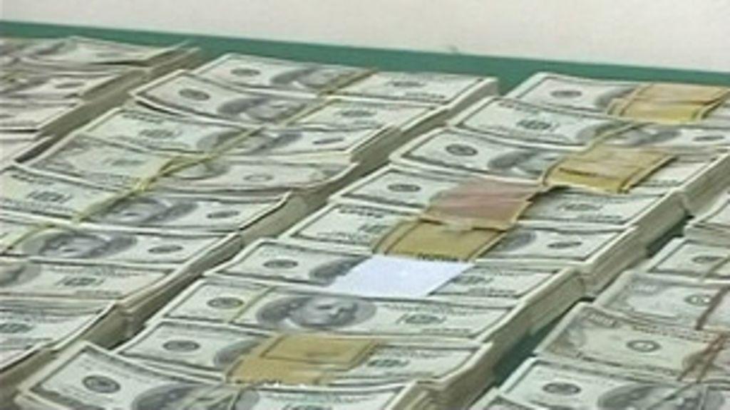 Supostos traficantes jogam US$ 1 milhão de avião na Bolívia - BBC ...