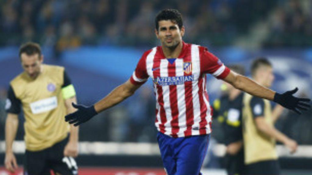 Decisão de Diego Costa pela Espanha provoca mal- estar na CBF ...