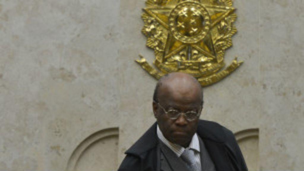 STF ordena execução de penas do mensalão - BBC Brasil