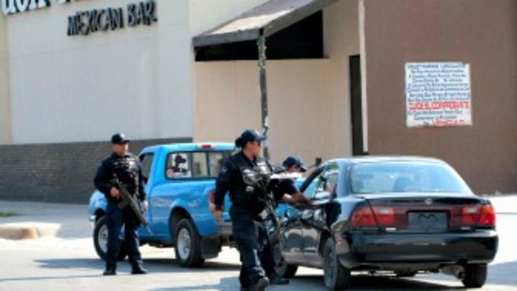 Empresas fecham as portas com medo da violência no México ...