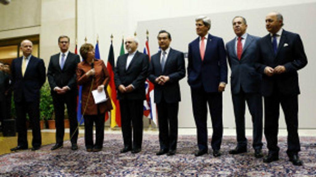 Irã e potencias chegam a acordo para conter programa nuclear ...