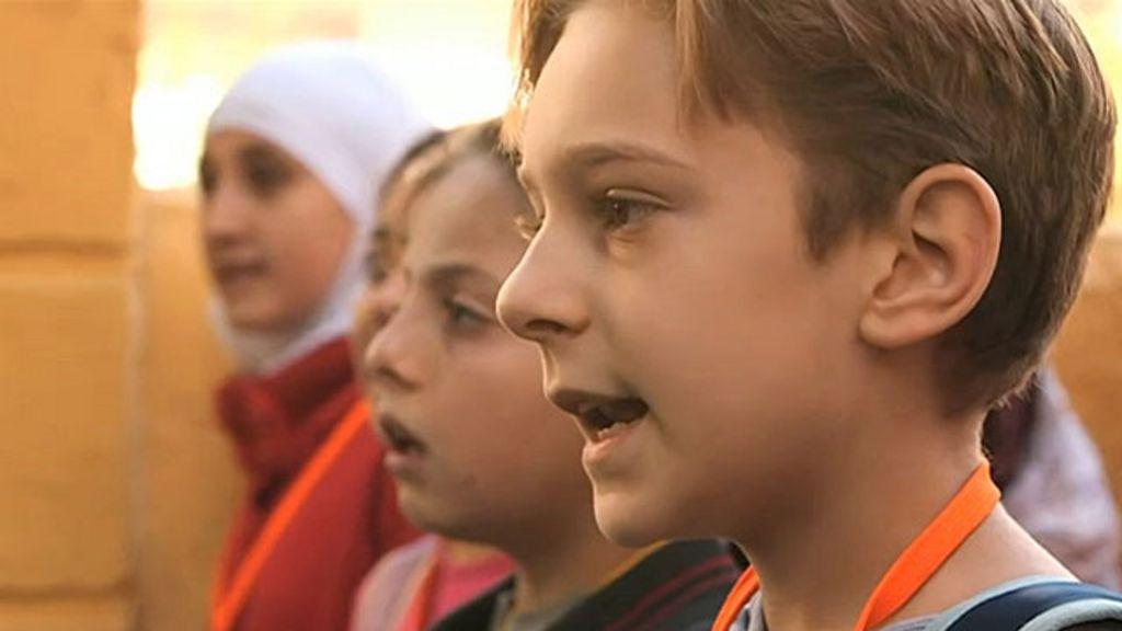 Guerra civil cria geração perdida na Síria, diz relatório da ONU ...