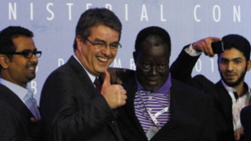 OMC conclui primeiro acordo global depois de mais de 15 anos ...