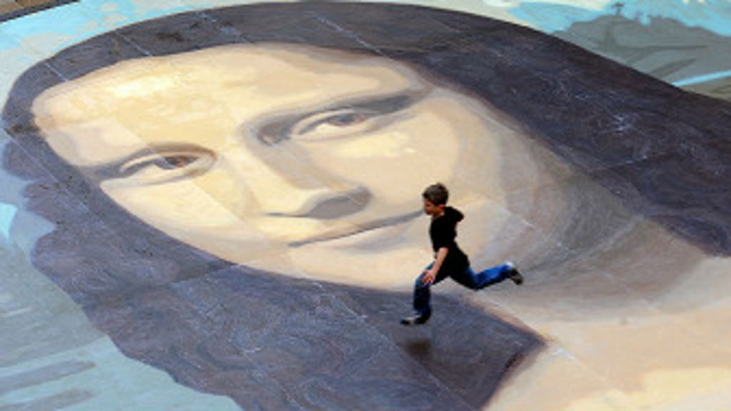 O roubo que lançou a Mona Lisa à fama - BBC Brasil