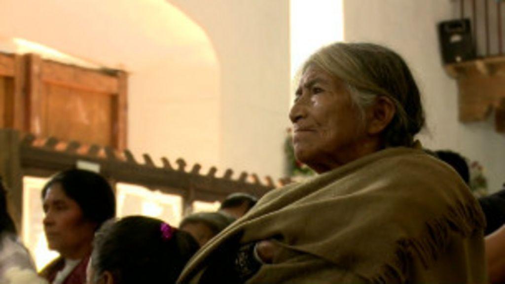 Vaticano autoriza missa em línguas indígenas no México - BBC Brasil