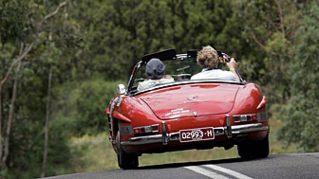 Nosso tema, suas fotos: automobilismo - BBC Brasil
