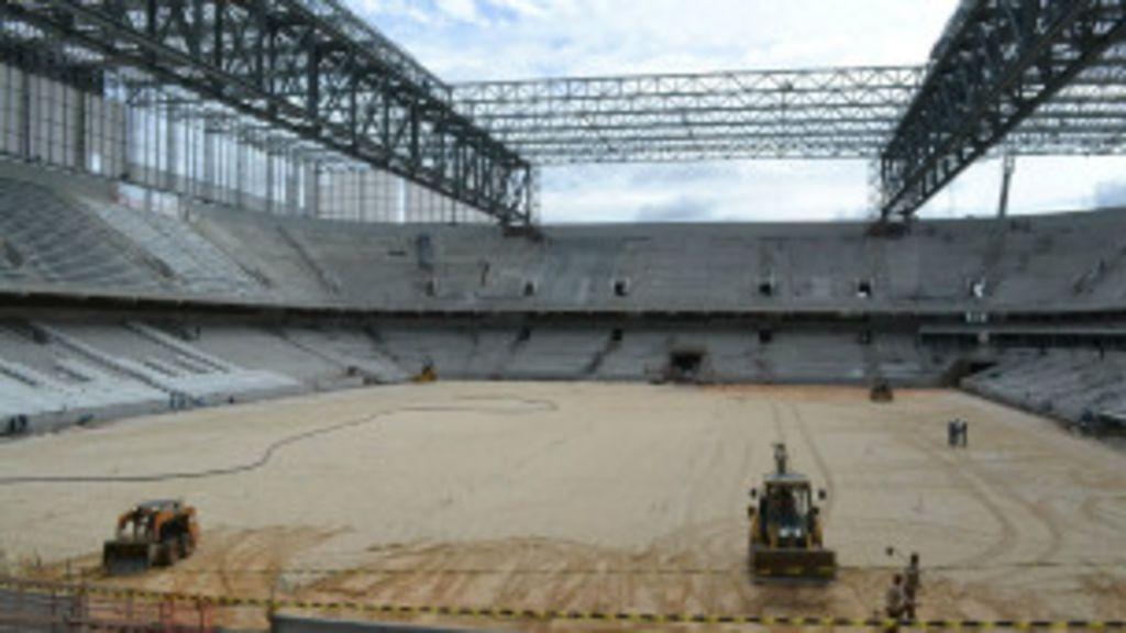 Os desafios de Curitiba para se manter na Copa - BBC Brasil
