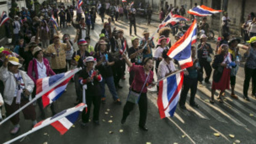 Protestos e intimidação afastam eleitor das urnas na Tailândia ...