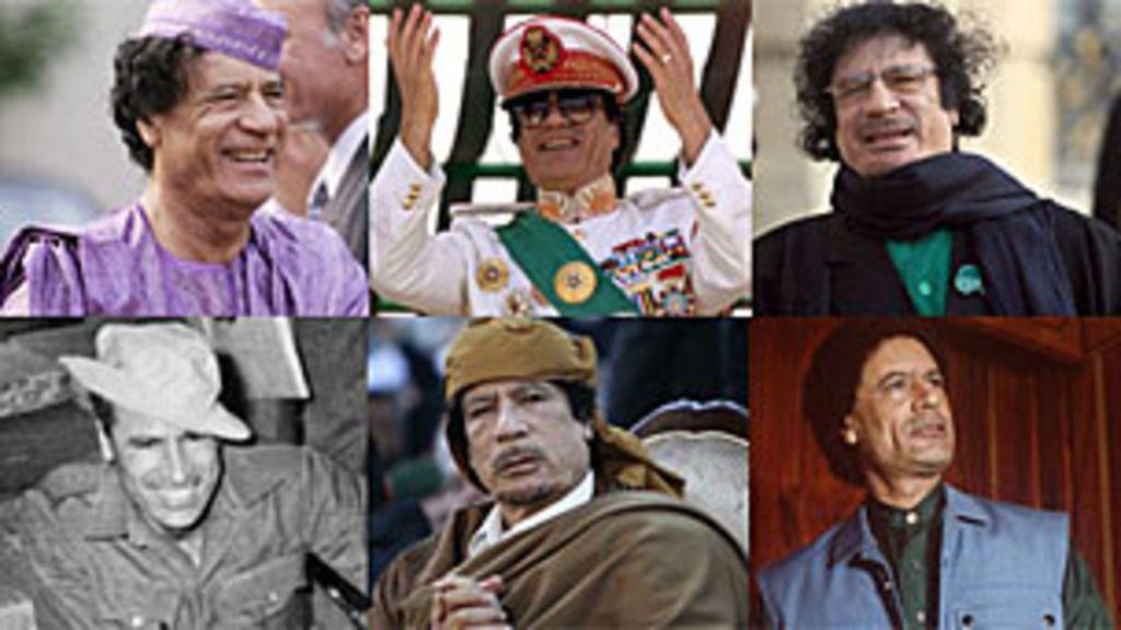 Documentário revela segredos mórbidos de Khadafi - BBC Brasil