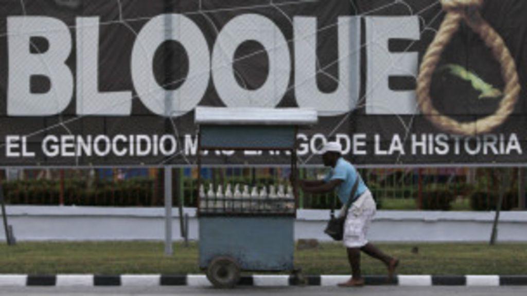Tensão Cuba-EUA: o fim está próximo? - BBC Brasil