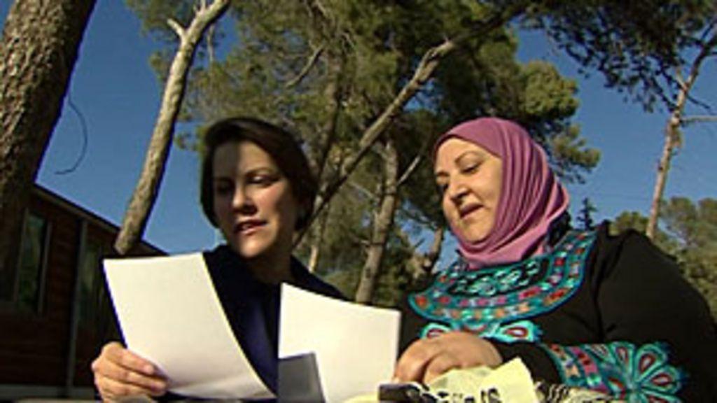 Luta contra o câncer une israelense e palestina em Jerusalém ...