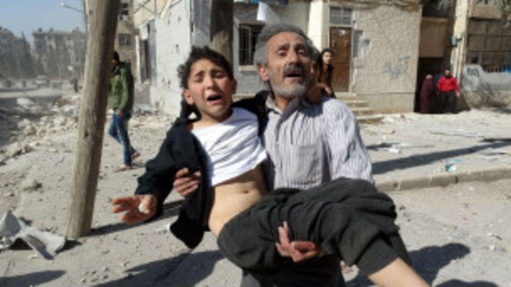 EUA, Reino Unido e França acusam Assad por fracasso nas ...