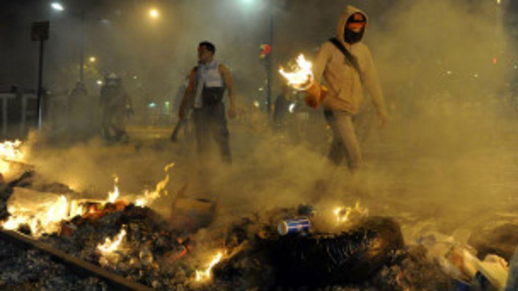 Venezuela tem novo dia de tensão; líder opositor continuará detido ...