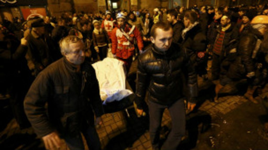 Ucrânia ainda tem solução política, mas o tempo está se esgotando ...