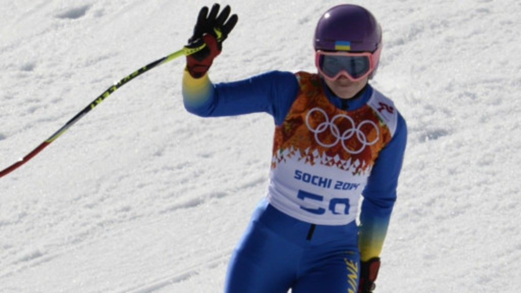 Atleta ucraniana desiste da Olimpíada para 'ser cidadã' e protestar ...