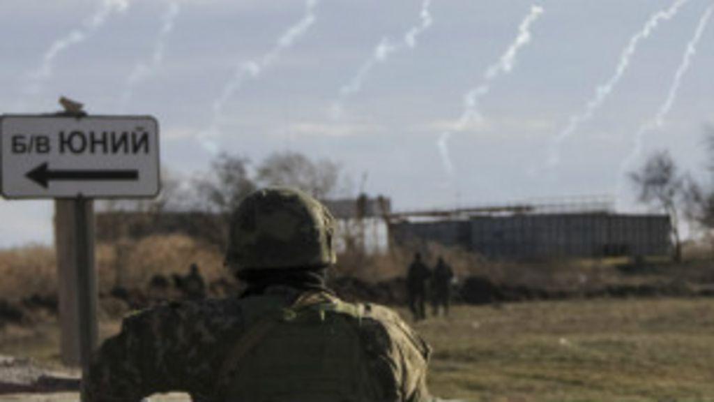Crise ucraniana é teste para unidade europeia - BBC Brasil