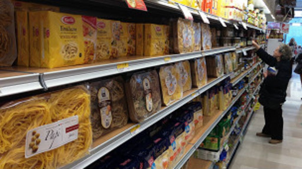 Uso de trigo estrangeiro desata batalha pelo verdadeiro macarrão ...