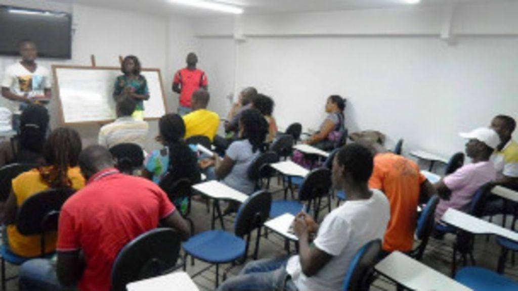 Mortes de estudantes abalam comunidade africana no Ceará - BBC ...