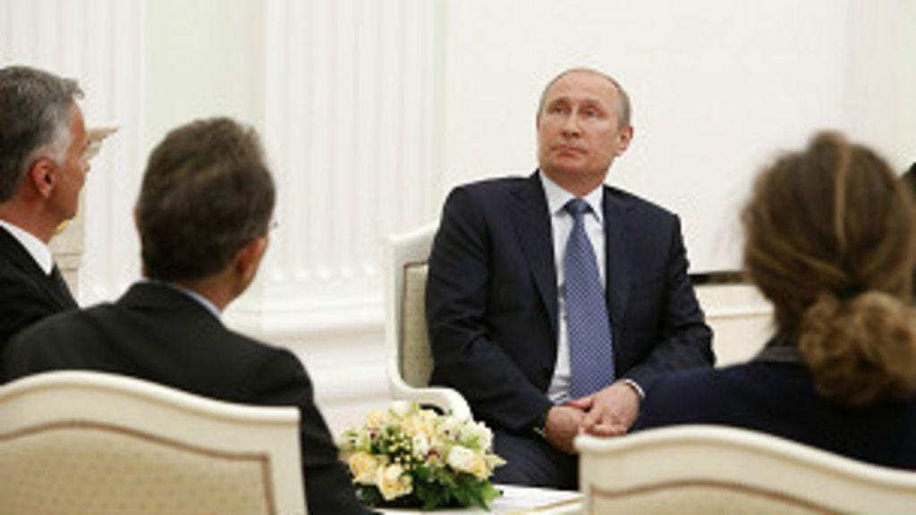 Em aparente mudança de posição, Rússia diz apoiar eleição ...
