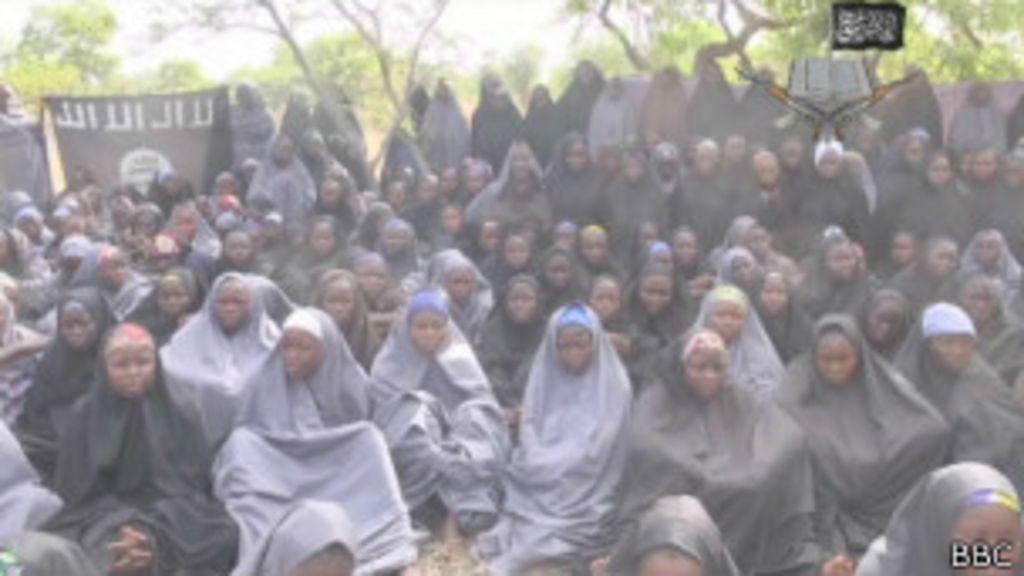 Vídeo do Boko Haram mostra meninas sequestradas na Nigéria ...