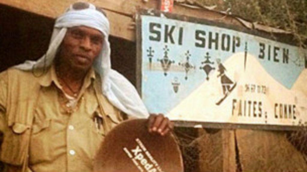 Lendária loja de esqui do Saara amarga ausência de turistas - BBC ...