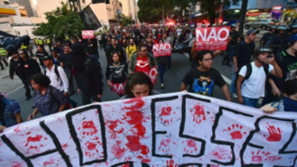 Pedido de asilo de ativista no Uruguai 'é o 1º desde a ditadura ...