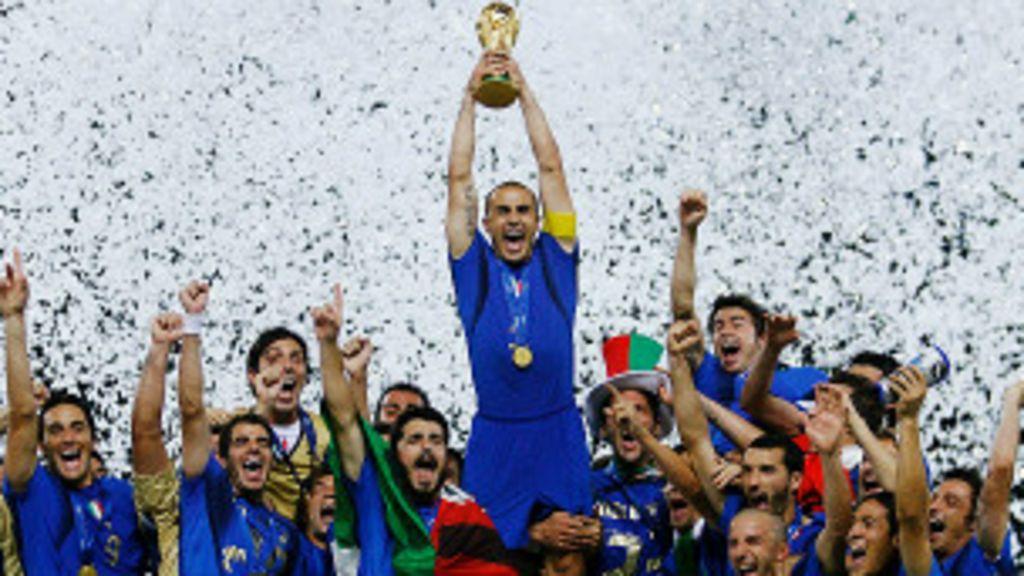 Copa: por que a Itália veste azul? E o Brasil amarelo? - BBC Brasil