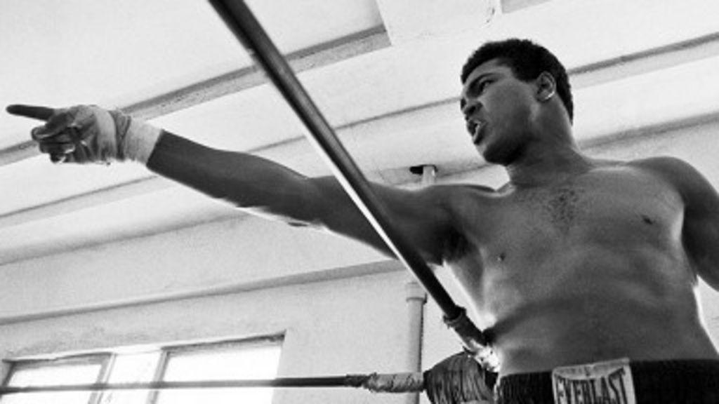 En fotos: imágenes inéditas del regreso de Muhammad Ali - BBC ...
