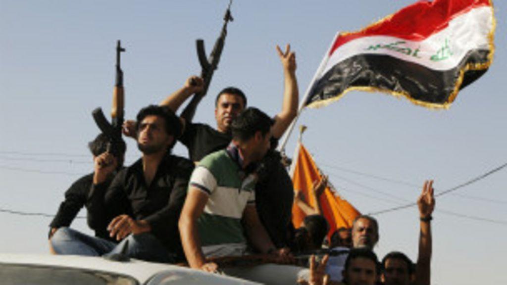 Colapso do exército iraquiano ajuda rebeldes islâmicos no Iraque ...