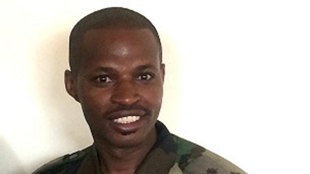 Lt Joel Mutabazi yasubiye mu rukiko - BBC Gahuza