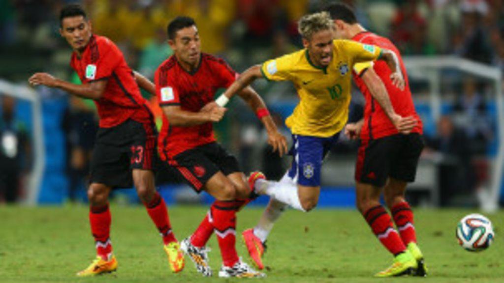 Jornais britânicos destacam atuação 'solitária' de Neymar - BBC Brasil