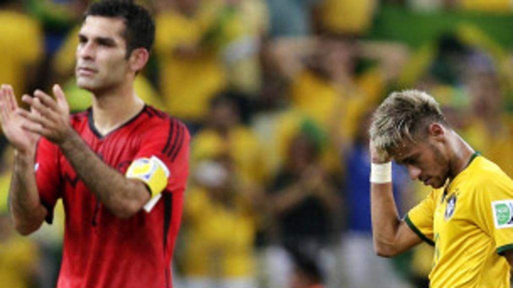 Jogo entre Brasil e México tem empate no campo e também na ...