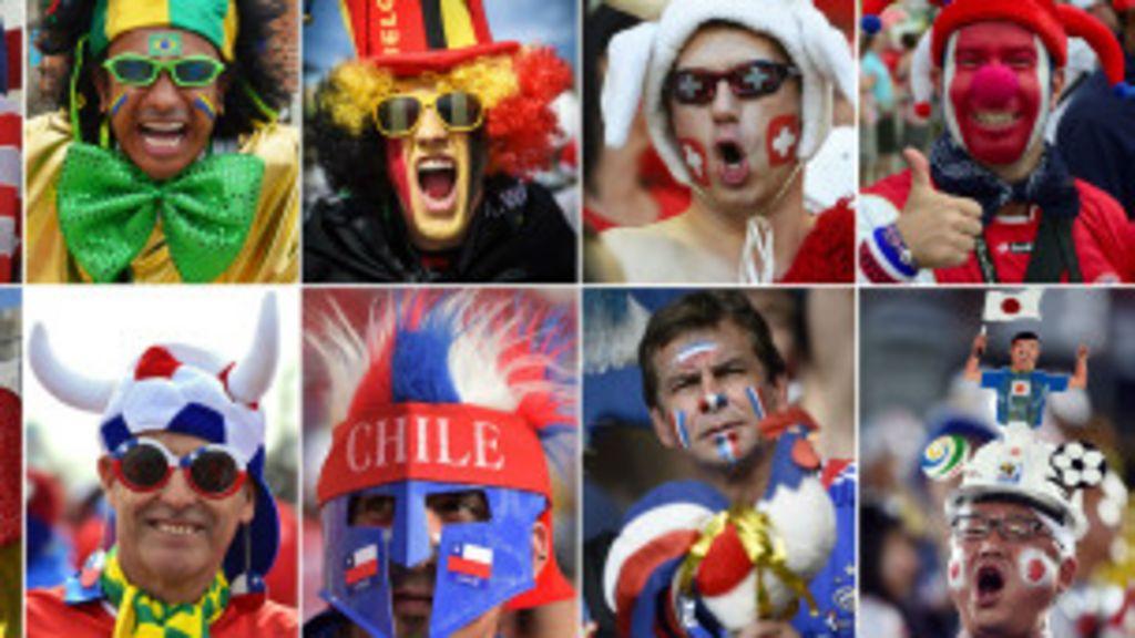 Para turistas estrangeiros na Copa, o povo é o que há de melhor no ...